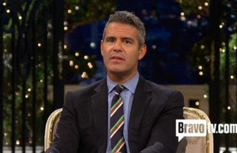 """Andy Cohen hosts """"Real Housewives of Beverly Hills"""" reunion"""