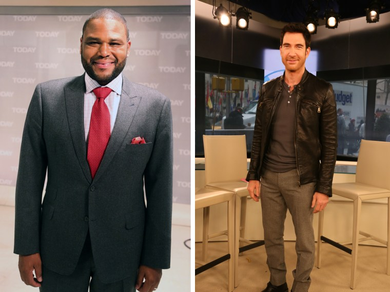Image: Anthony Anderson and Dylan McDermott