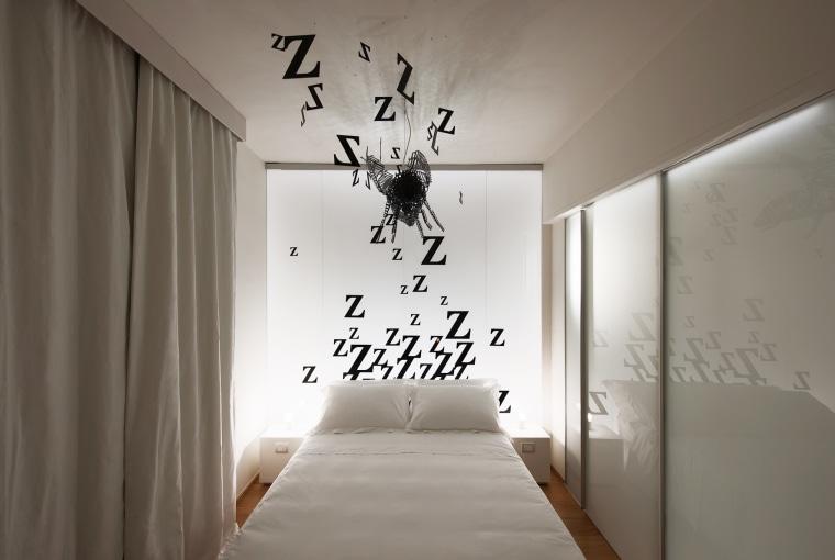 Maison Moschino room