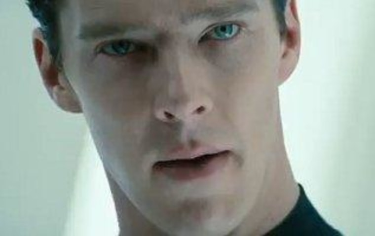 Benedict Cumberbatch brings a brutal touch to the new