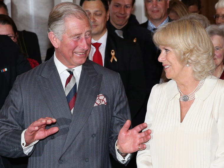 Prince Charles praised Camilla in a recent documentary profiling his mother.
