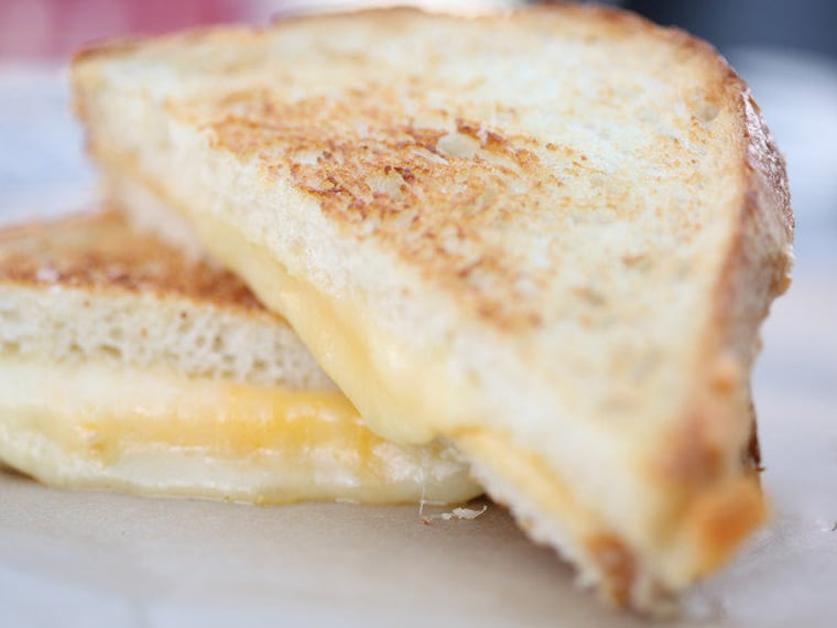 5 ultimate grilled cheese sandwiches