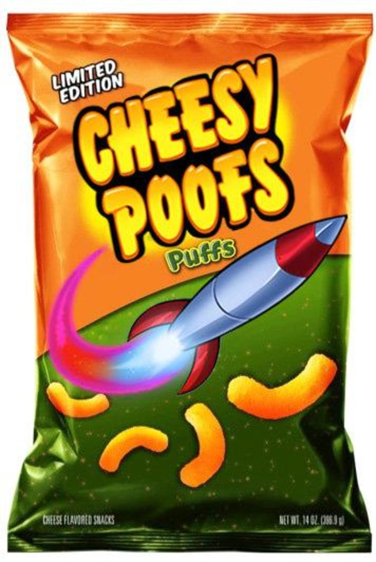 Image result for cheesy poofs