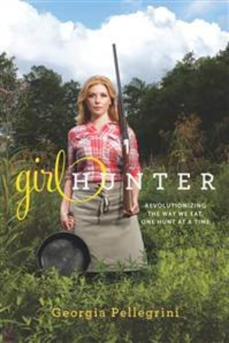 "Image: ""Girl Hunter"" book cover"