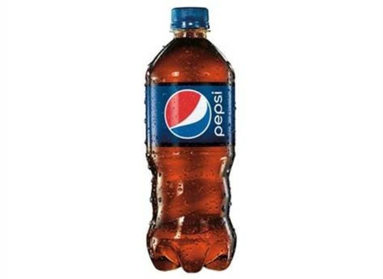 Pepsi bottles get a makeover. Too lumpy?