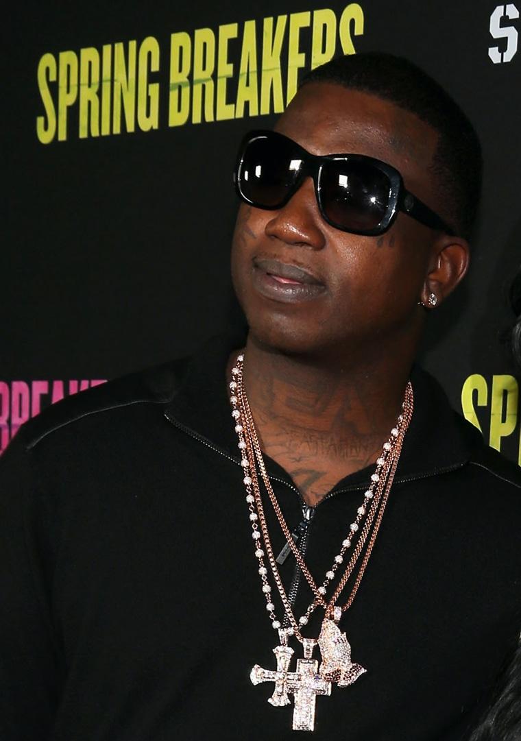 Gucci Mane .