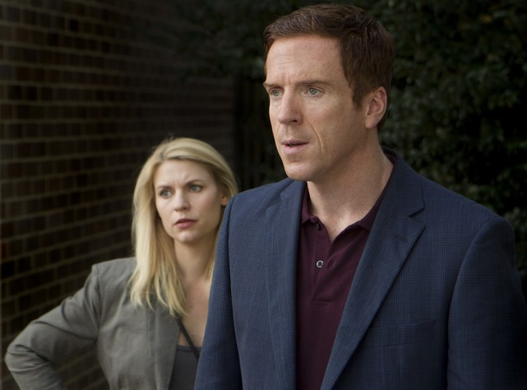 "If Carrie isn't Brody's lover next season on ""Homeland,"" he'll probably want to keep an eye over his shoulder."
