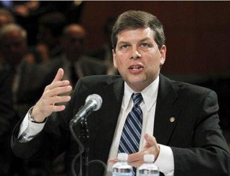 Sen. Mark Begich (D) of Alaska