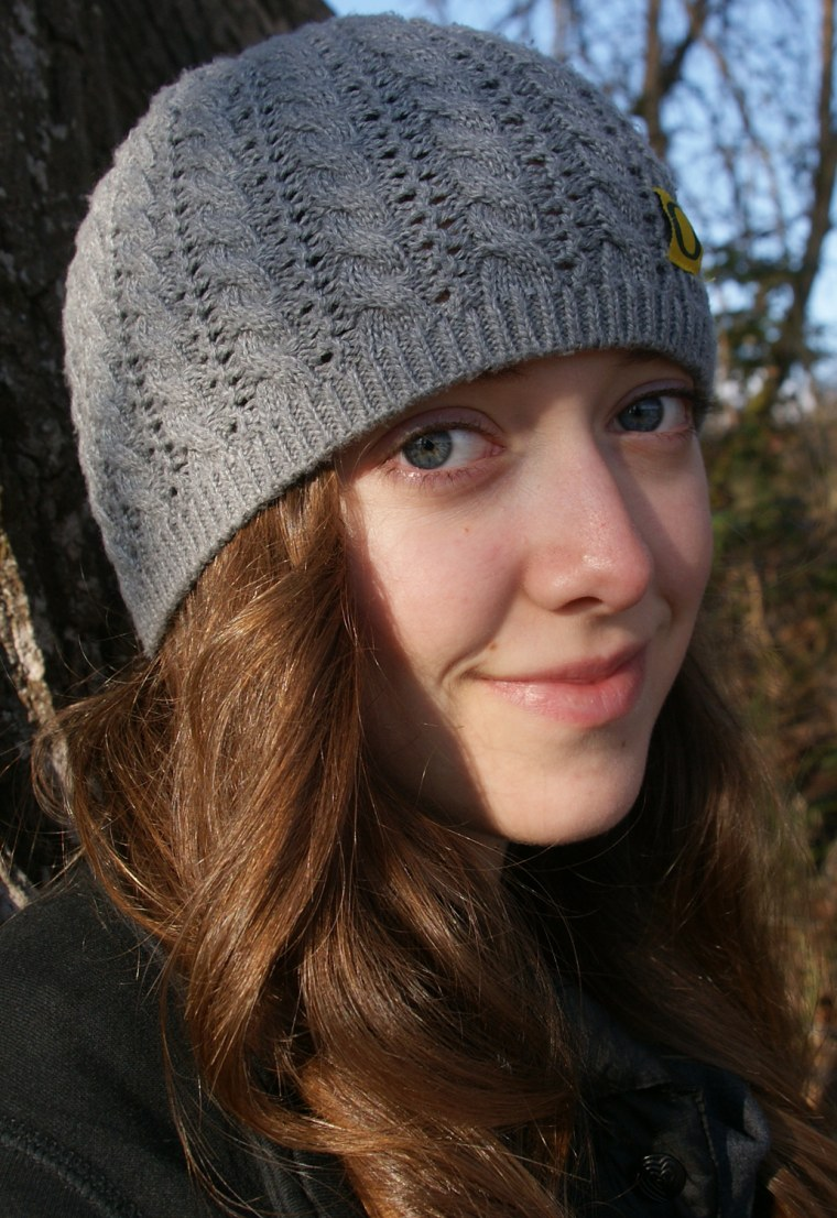 Samantha Stendal is a sophomore at the University of Oregon.