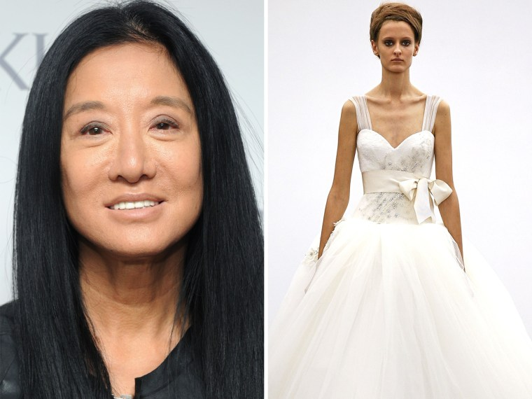 Vera Wang is abolishing the almost-$500 fee the store was charging bridal gown customers in Shanghai after protests erupted over the charge that was aimed at stopping counterfeiting.