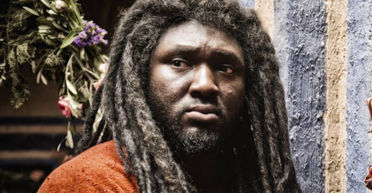 Samson's major role in the series is probably because of his similarities to Christ.