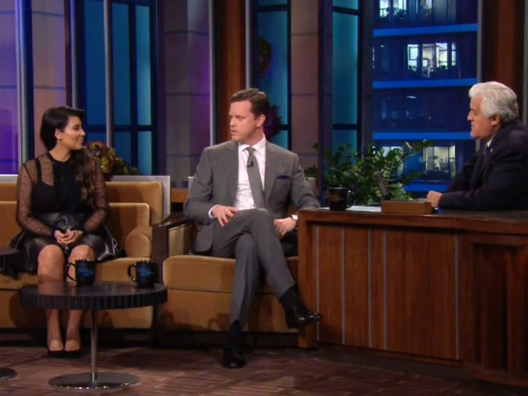 Willie Geist said that Kim Kardashian is free to use his idea of using local law enforcement to discipline a child.
