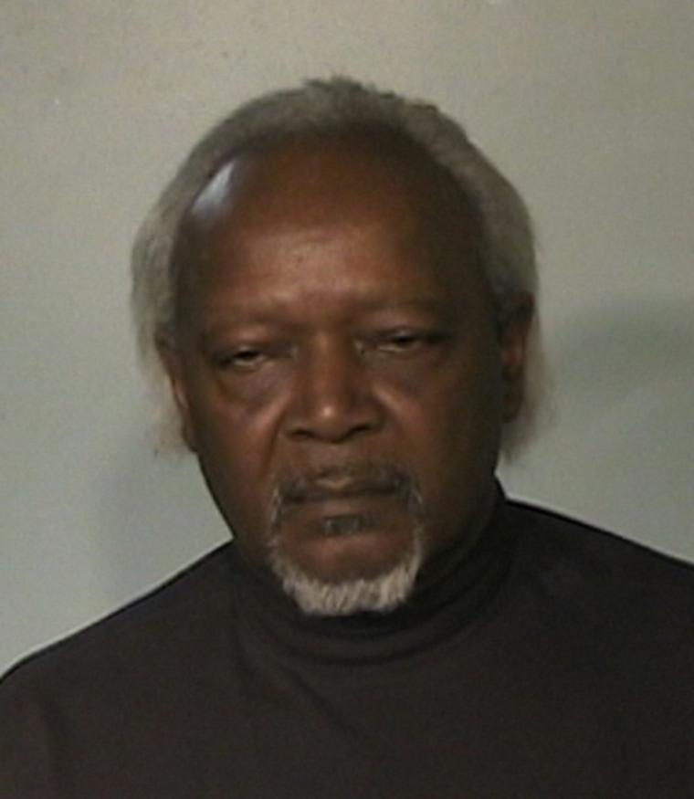 Brunswick City Commissioner James Henry Brown, 59, was arrested on Thursday.