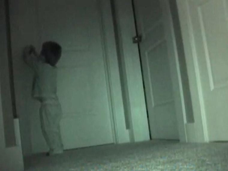'Bedtime Bandit' video