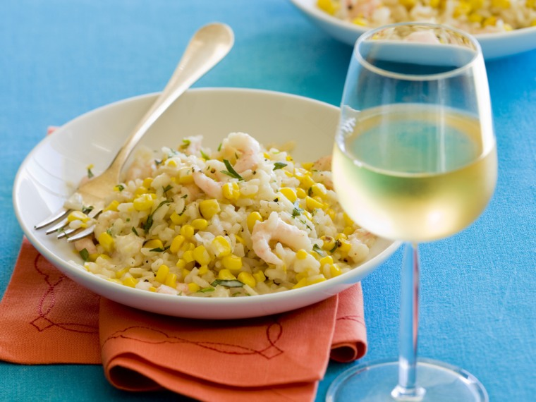 As the temperature heats up, pair a refreshing glass of Chablis with seafood dishes and more.