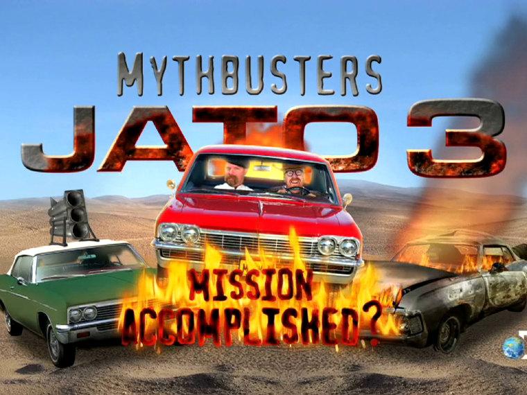 """MythBusters"""