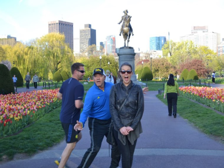 Image: Kevin Spacey in Boston