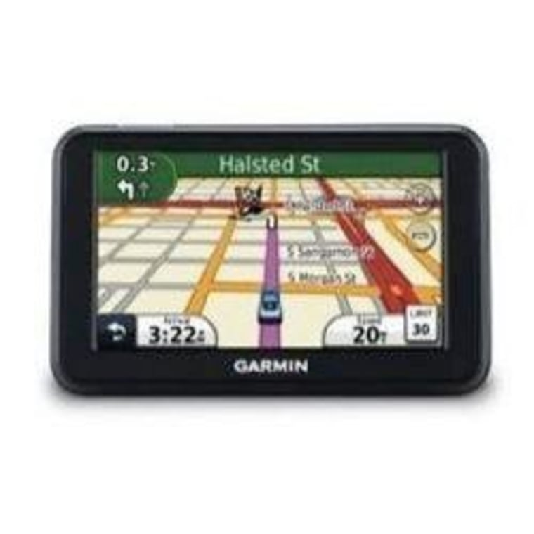 The Garmin Nuvi 40LM comes with free lifetime map updates.