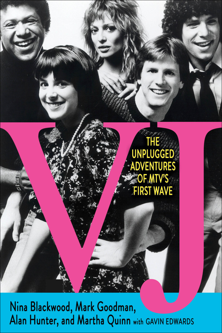 'VJ: The Unplugged Adventures of MTV's First Wave'