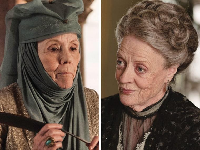Image: Image: Lady Olenna Tyrell, Dowager Countess