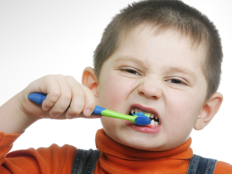 How dirty is your toothbrush? Answer: Not as much as you think
