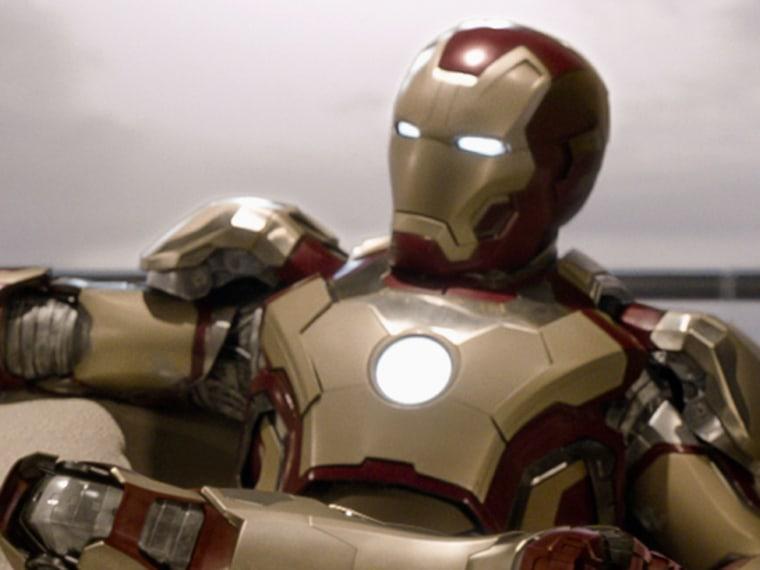 IMAGE: Iron Man 3