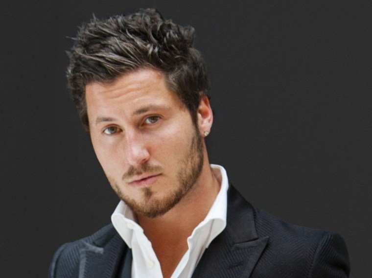 """""""Dancing With the Stars"""" pro Val Chmerkovskiy."""