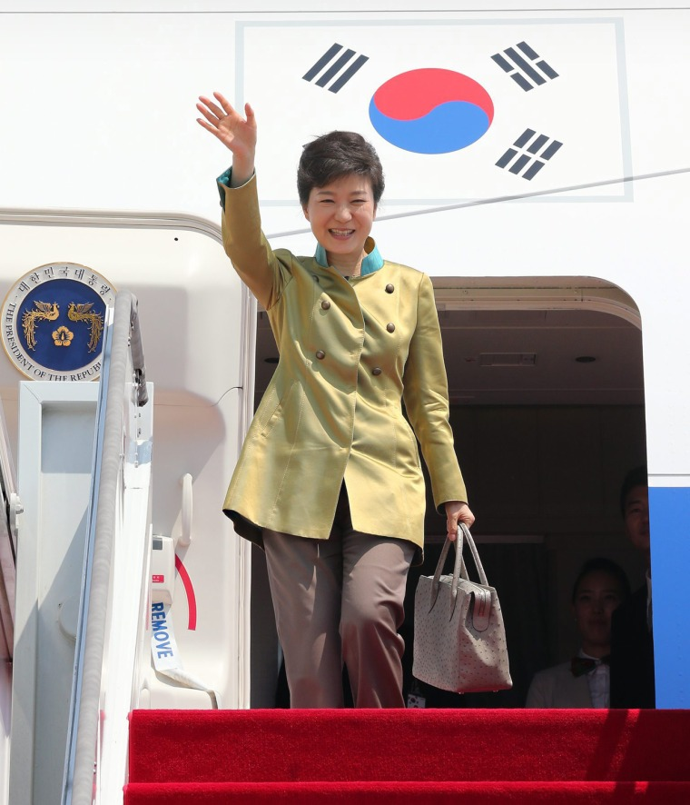 South Korea S Iron Lady Park Geun Hye Comes To Washington