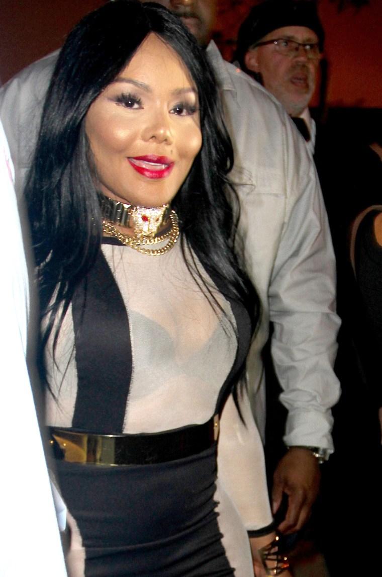 Lil Kim.
