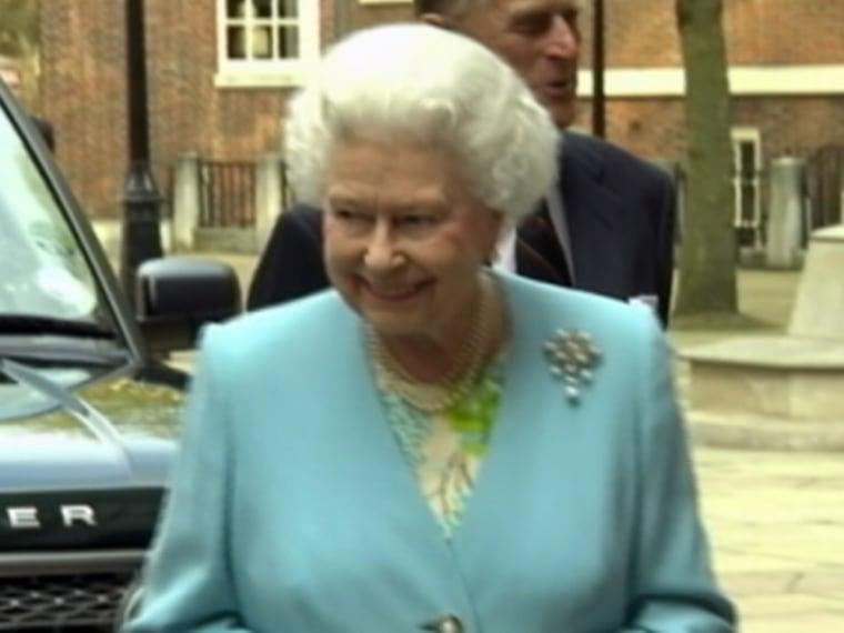 Image: Queen Elizabeth II