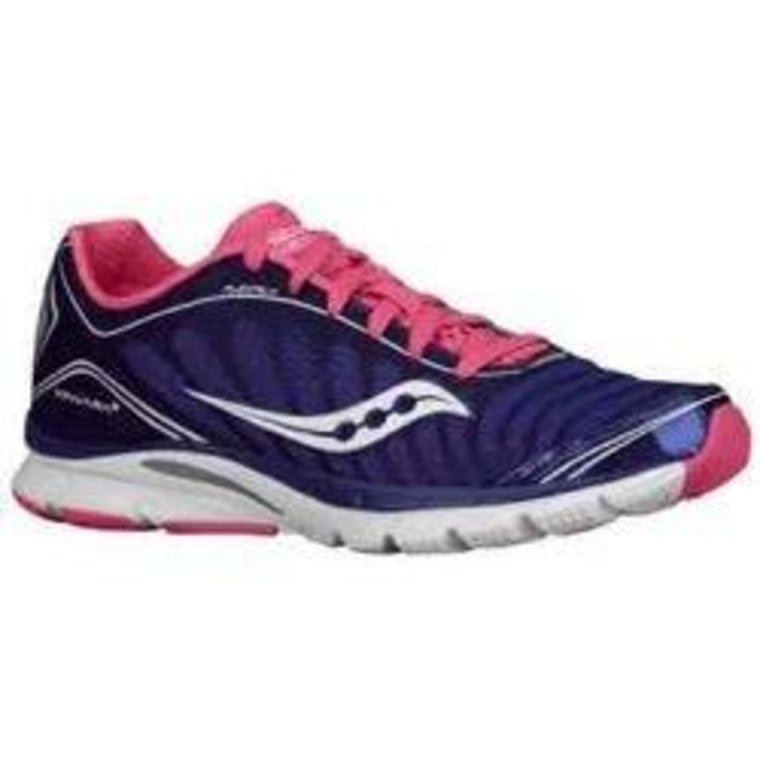 The Saucony Kinvara 3 comes in men's and women's styles and starts at $65.