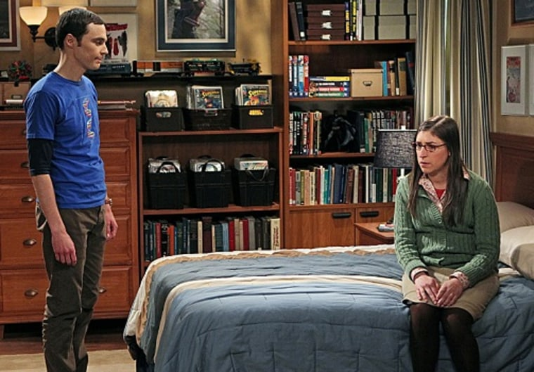 "Will ""The Big Bang Theory's"" Sheldon and Amy take things to the next level in ""The Love Spell Potential""?"
