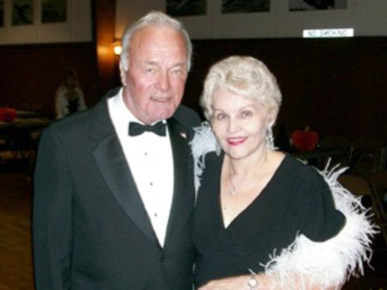 Joan and Richard.
