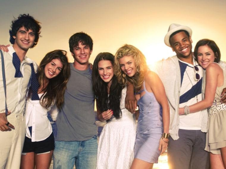"""Image: \""""90210\"""" cast"""