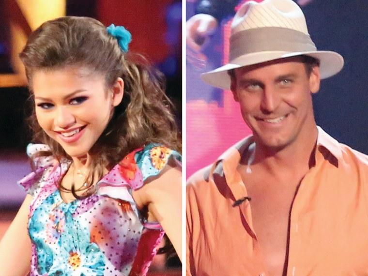 """Zendaya and Ingo Rademacher on """"Dancing With the Stars."""""""