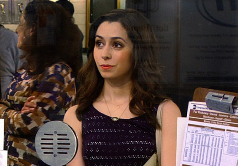 ""\""""How I Met Your Mother"""" viewers finally met the mother (Cristin Milioti) Monday night.""760|532|?|en|2|699cf5a19b675c2e283f7cfd1aee8357|False|UNLIKELY|0.33280977606773376