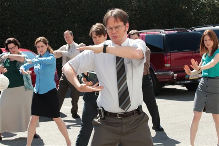 """The cast of \""""The Office\"""" will soon call it a day."""