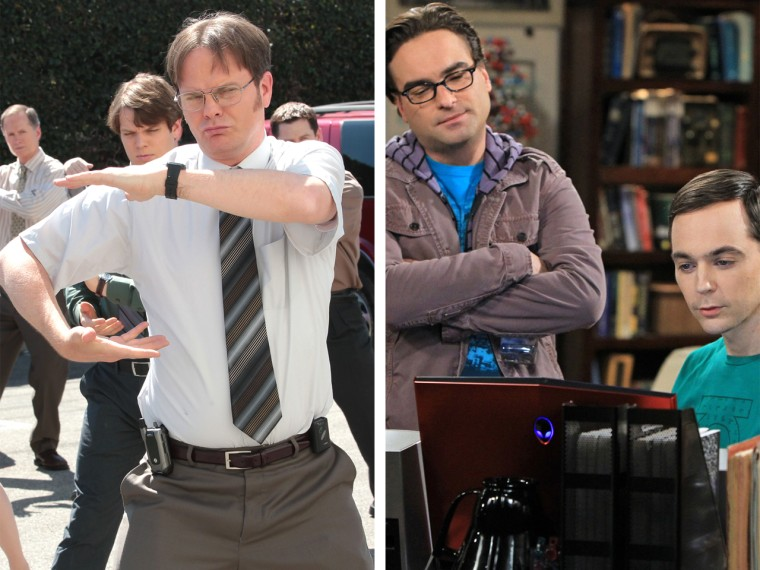 "Thursday is a big night for TV thanks to the series finale of ""The Office,"" the season finale of ""The Big Bang Theory"" and more."