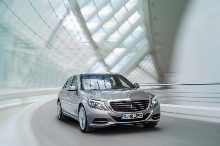 Image: Mercedes S-Class