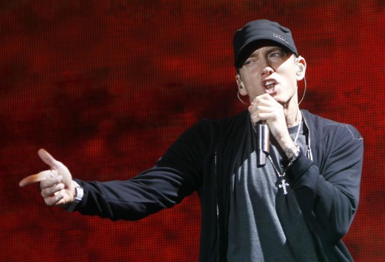 IMAGE: Eminem