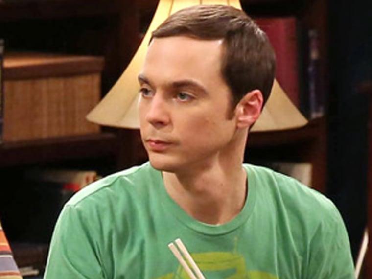 Image: Sheldon (Jim Parsons)