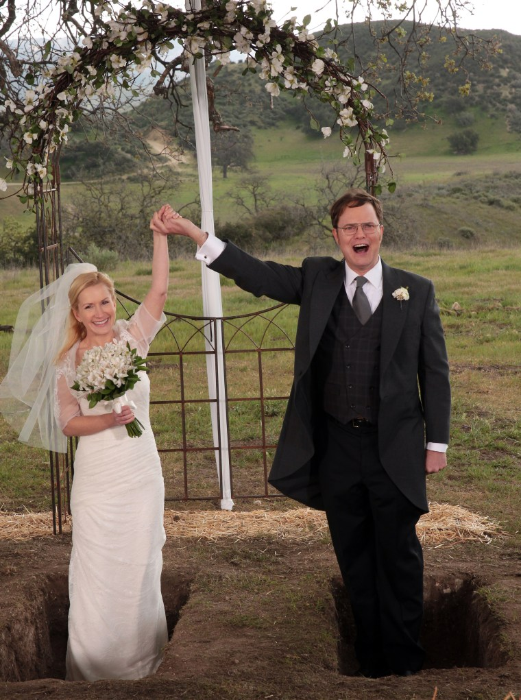 5 most amazing moments from 'The Office' series finale