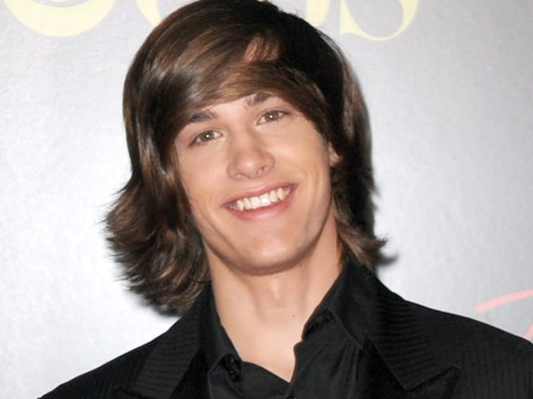 Dylan Patton in 2010.