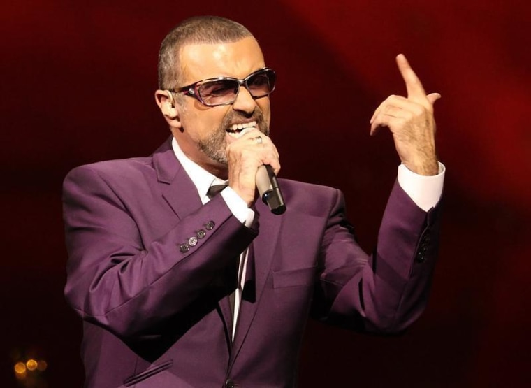 IMAGE: George Michael
