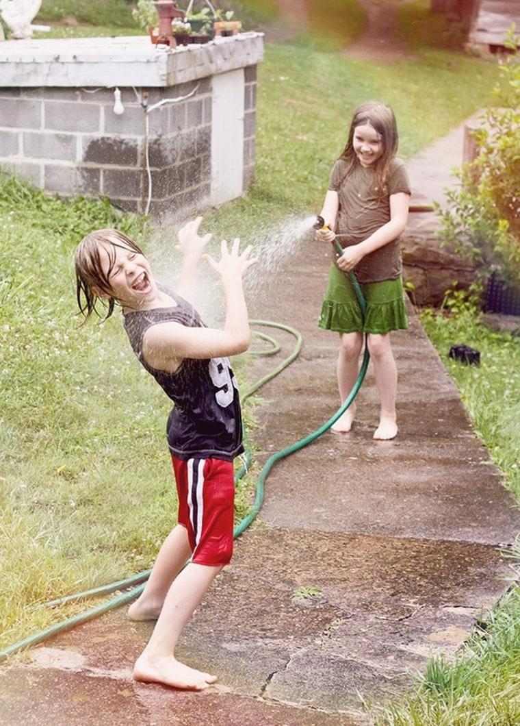 spray times
