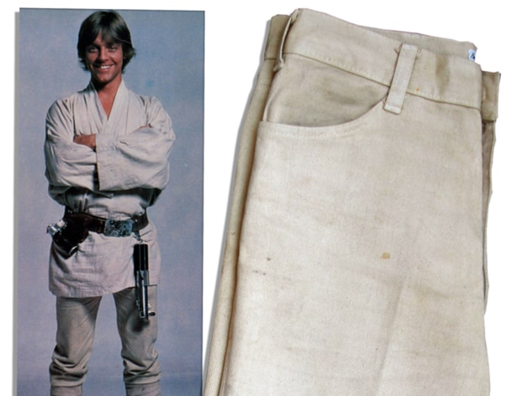Image: Luke Skywalker pants