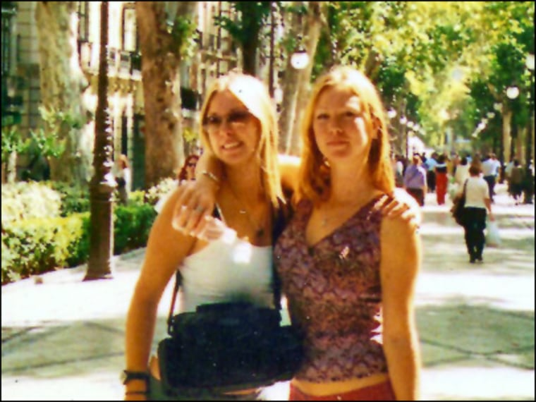 Image: Jacqueline and Raechel Houck.