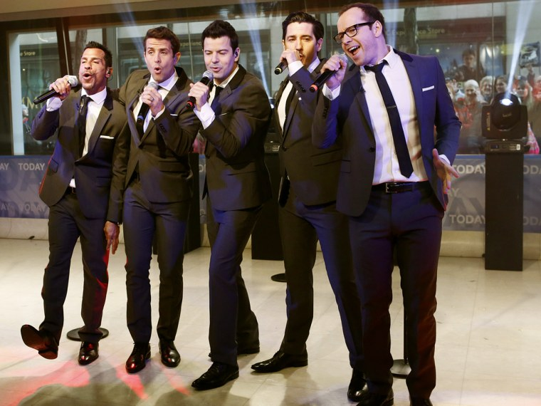 NKOTB, 98 Degrees and Boyz II Men will perform their hit songs on TODAY on May 31.