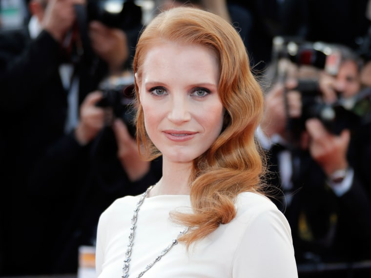 Image: Jessica Chastain
