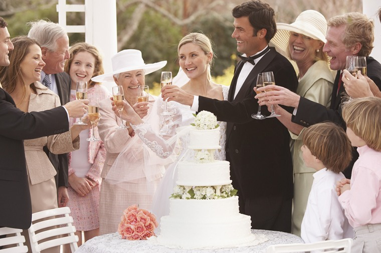 After plummeting in the wake of the financial crisis, spending on weddings is resuming/